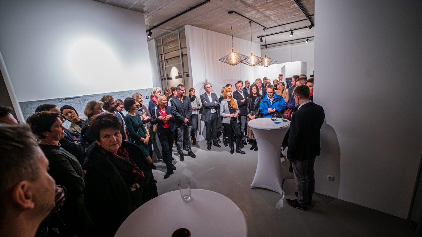 Eröffnungsfeier Granitlab