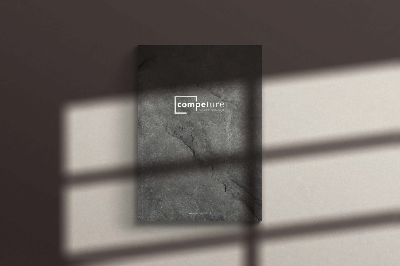 competure Produktfolder Titelseite