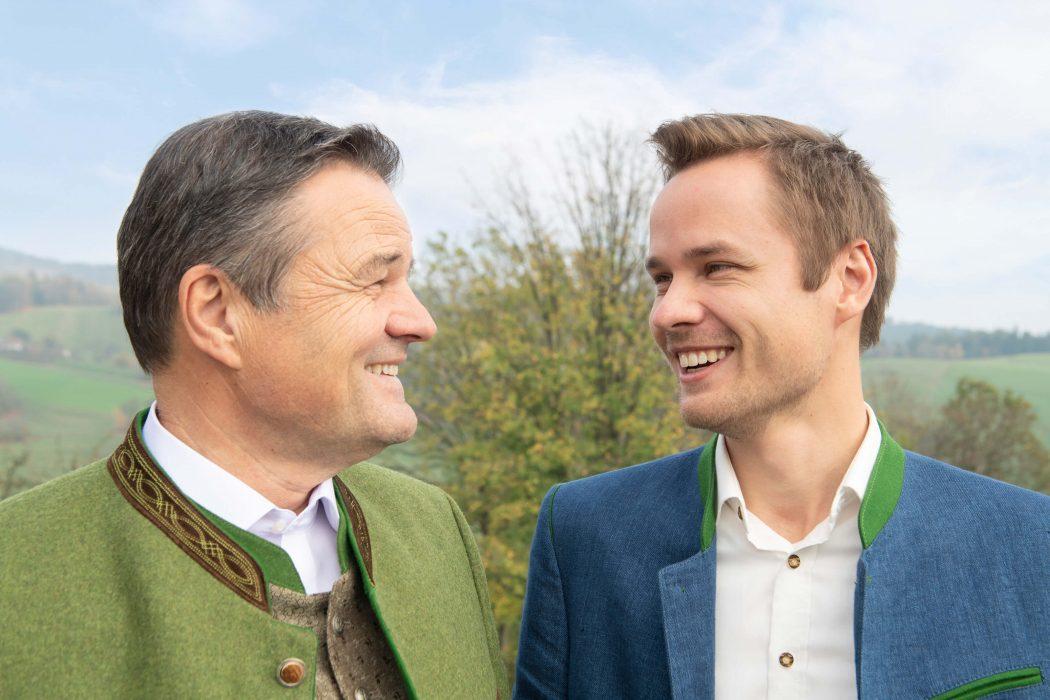 Mauracher Hof Generationen