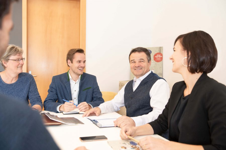 Mauracher Hof Meeting