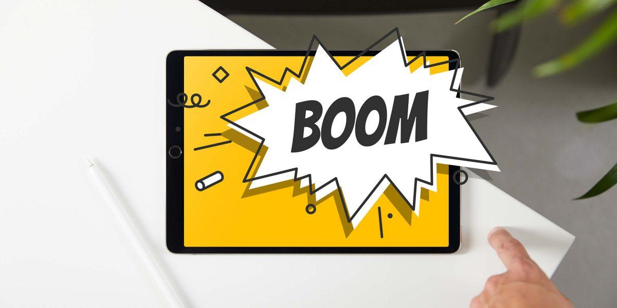 Den Webshop-Boom nutzen