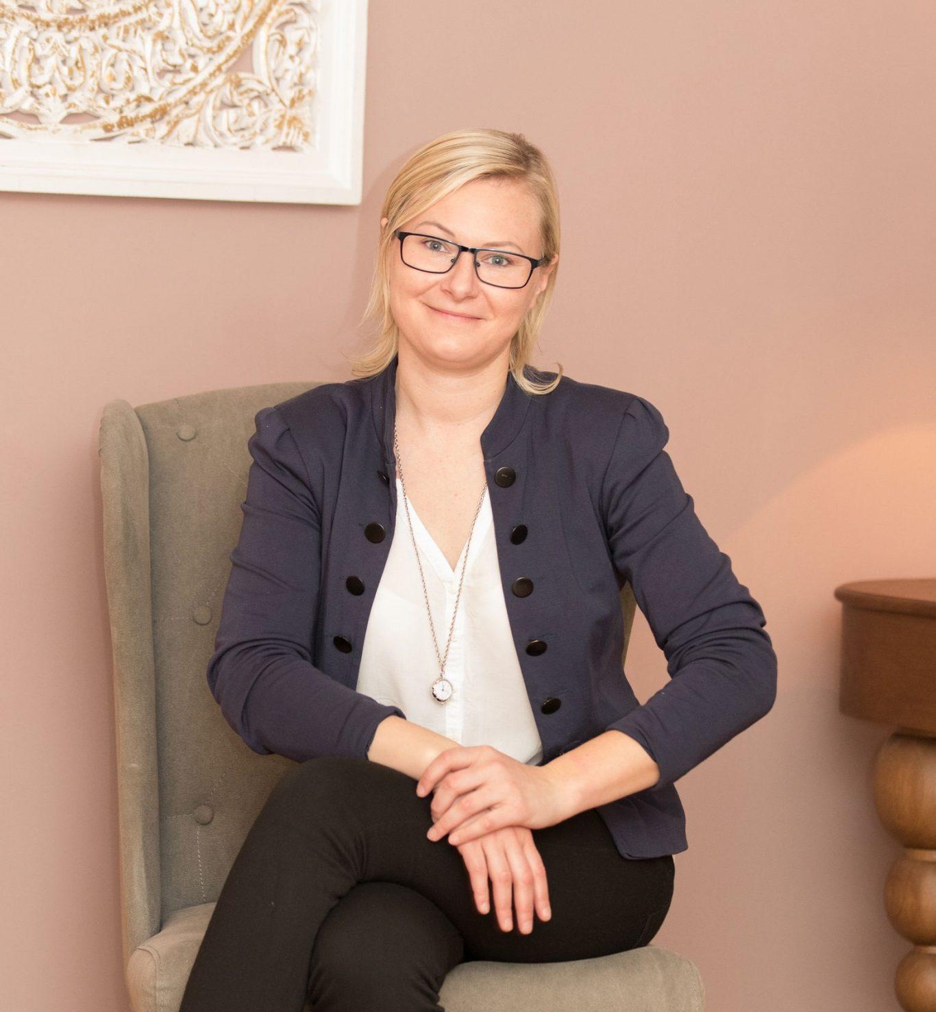 Tanja Gabriel von der Plattform Junge Hochzeiterei