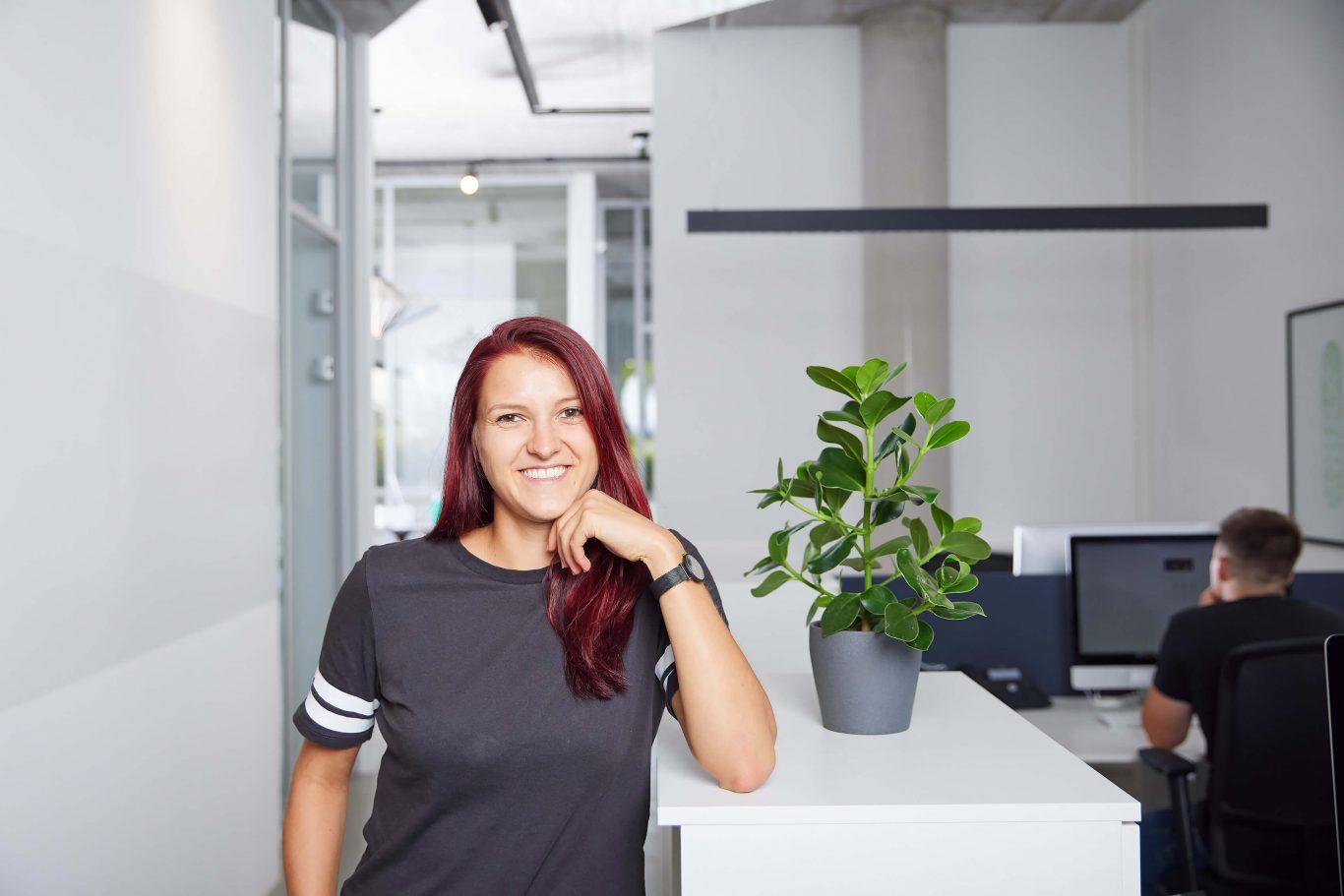 Portrait Bianca Magauer Andares Marketing und Kommunikation