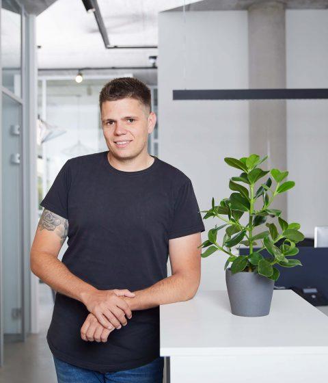 Portrait Matthias Reisinger Andares Marketing und Kommunikation